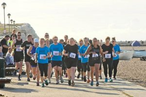 Seaford Striders Seafront Run