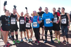 Seaford Striders | Group Race Photo