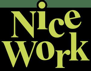 Nice Work Logo - Chip Timing
